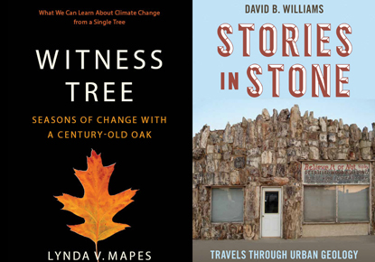 Lynda Mapes: Witness Tree and David B. Williams: Stories in Stone