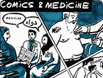 Comics and Medicine: Concurrent Talk by Eroyn Franklin and Tim Miller