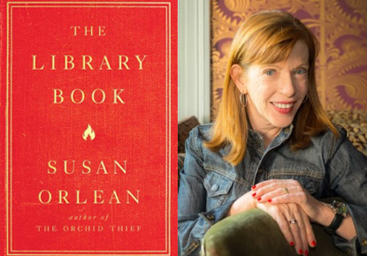 Susan Orlean discusses 'The Library Book'