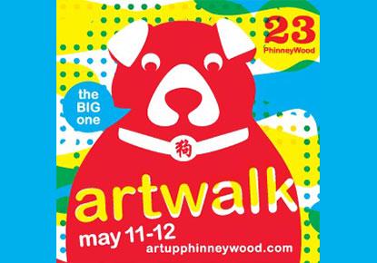 The Big One Art Walk