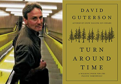 David Guterson discusses 'Turn Around Time'