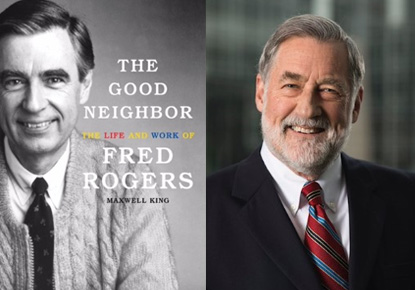 Maxwell King discusses 'The Good Neighbor: The Life and Work of Fred Rogers'