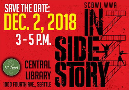 Seattle Writes: The Inside Story with Children's Book Authors and Illustrators