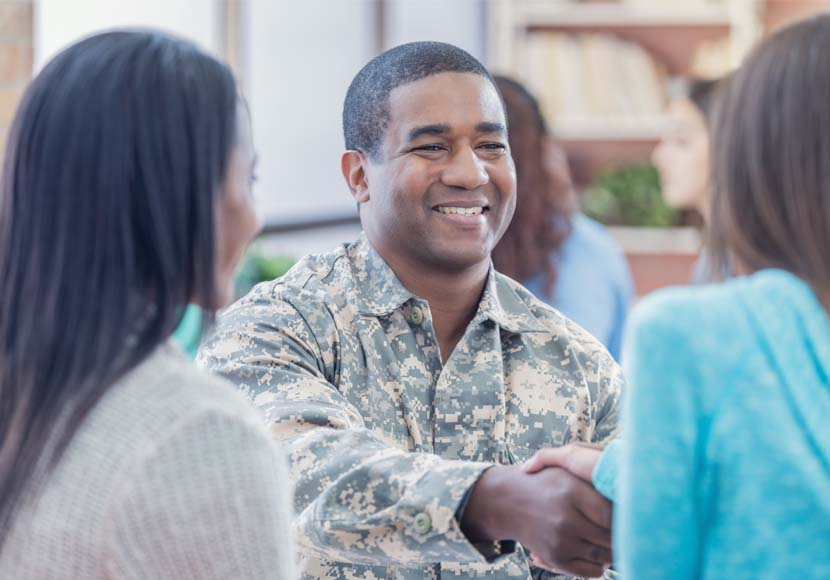 Enhanced Outreach to Veterans of Color