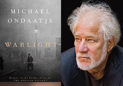 Michael Ondaatje discusses 'Warlight'