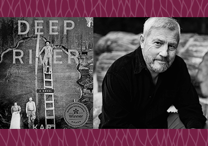 WA State Book Awards: Karl Marlantes and Deep River