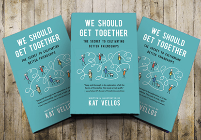 We Should Get Together: Author Reading with Kat Vellos