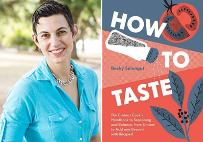Author Becky Selengut Cooks at the Magnolia Farmers Market