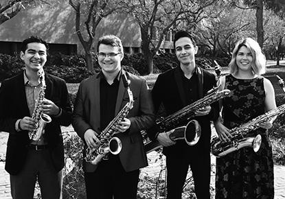 Zelos Quartet Concert