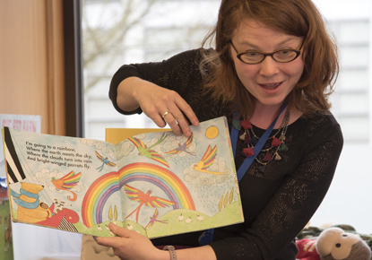 French Family Storytime with the French Mornings Preschool