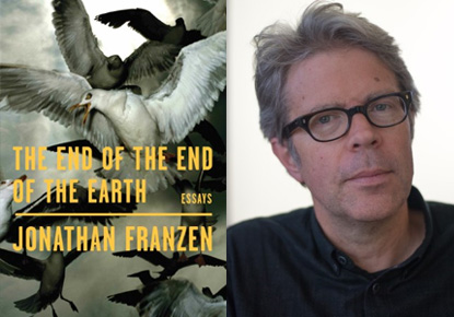 Jonathan Franzen discusses 'The End of the End of the Earth: Essays'