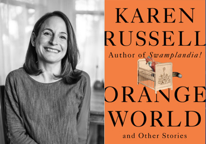 "Karen Russell Discusses ""Orange World and Other Stories"""