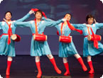 Lake City Mini Park Series: Melody Institute presents Dances of China