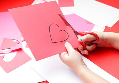 My Funny Valentine Crafting!