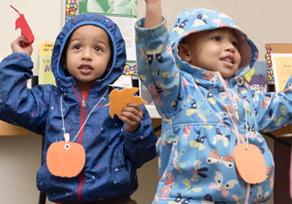 Preschool Story Time at West Seattle Branch