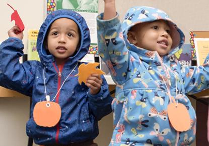 CANCELED - Preschool Story Time