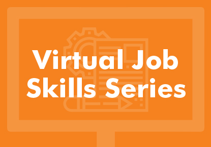 Virtual Workshop - Target and Refine a Resume