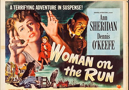 Ballard Branch Library & Scarecrow Video present 'Woman on the Run'
