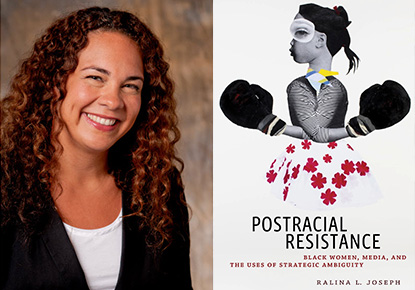 Ralina L. Joseph reads and discusses 'Postracial Resistance'