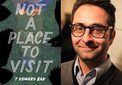 Continental Drifter - Artist Talk with T Edward Bak