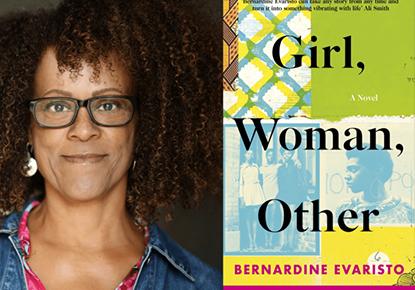 CANCELED - Bernardine Evaristo discusses 'Girl, Woman, Other' at Langston Hughes