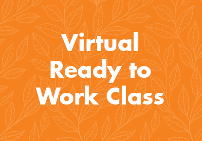 Virtual Ready to Work: English + Computer + Job Skills (English Level 1 & 2)