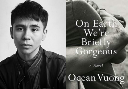 "Ocean Vuong and Jess Boyd discuss ""On Earth We're Briefly Gorgeous"""