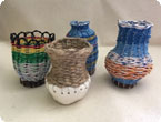 See Art/Make Art: Miniature Basket Weaving With Lene Sangster
