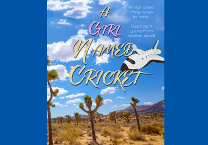 Peter Manos discusses 'A Girl Named Cricket'