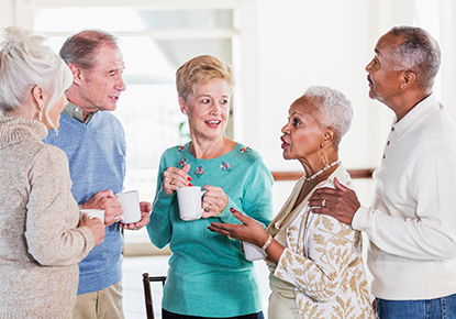Age Friendly Civic Coffee Hour