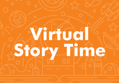 Virtual Preschool Story Time