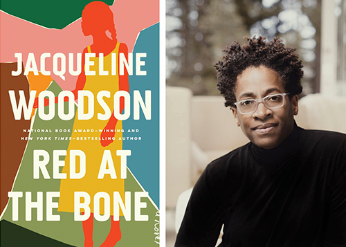 Jacqueline Woodson discusses 'Red at the Bone'