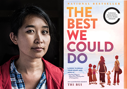 "Seattle Reads ""The Best We Could Do"" Low Vision Readers Book Group"