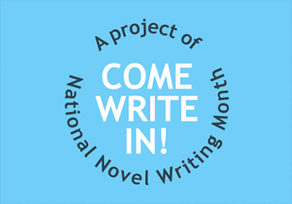 Seattle Writes: Come Write In