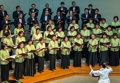 Afternoon Concert with Rong Rong Chinese Folk Choir