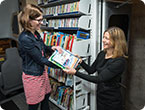 Bookmobile at High Point
