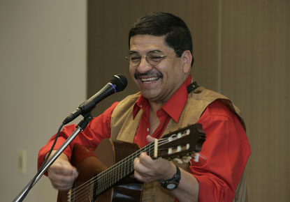 Music of Latin America with Marco Cortes at Lake City Farmers' Market