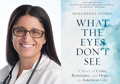 Dr. Mona Hanna-Attisha and Nick Licata discuss 'What the Eyes Don't See'