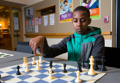 Youth Drop in Chess