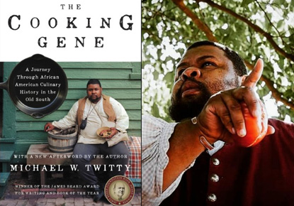 Michael Twitty discusses 'The Cooking Gene'