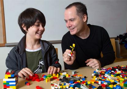 Craft Extravaganza with LEGOS, DUPLOS and MEGA BLOKS