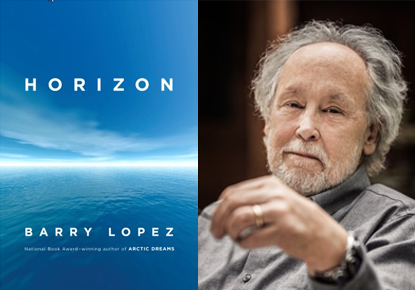 "Barry Lopez discusses ""Horizon"""