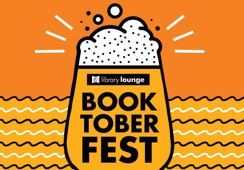 Booktoberfest: Bookish Happy Hour