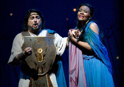 Seattle Opera Preview Lecture:  Aida