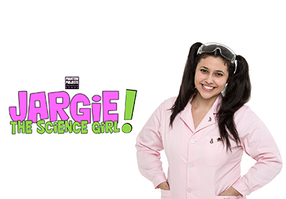 Jargie the Science Girl