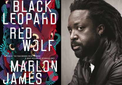 Marlon James discusses 'Black Leopard, Red Wolf'