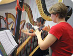 Northwest Youth Harp Ensemble Concert