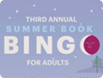 Celebrate Summer Book Bingo 2017!