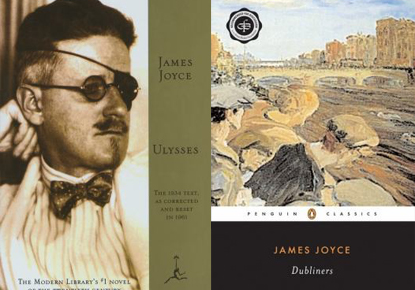 The Wild Geese Players Present Readings from James Joyce's 'Ulysses'