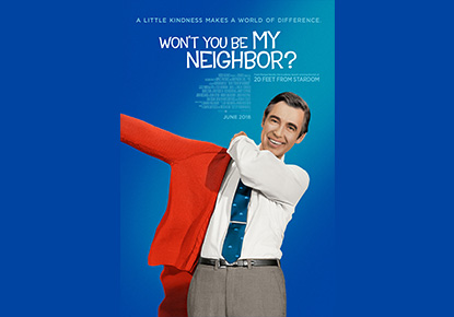 'Won't You Be My Neighbor' - Producer Appearance & Free Viewing